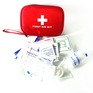 Portable outdoor first aid kit from China