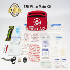 Cheap waterproof nylon outdoor first aid kit