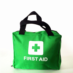 Home first aid kit waterproof oxford wholesale from China