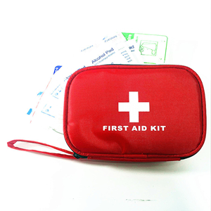 Cheap China waterproof nylon outdoor medical first aid kit