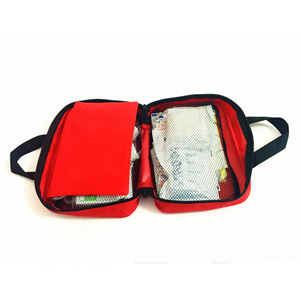 Wholesale waterproof nylon outdoor first aid kit