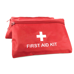 Wholesale 13-piece suit waterproof nylon outdoor medical first aid kit