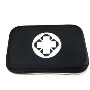 China cheap family outdoor car waterproof nylon medical first aid kit