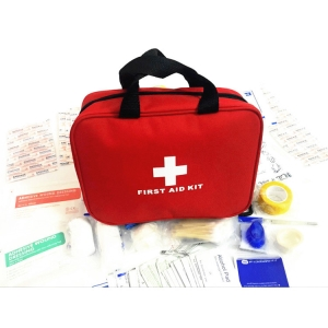 China wholesale outdoor waterproof nylon medical first aid kit